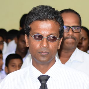 Mr J. A. I. U. Jayakodi